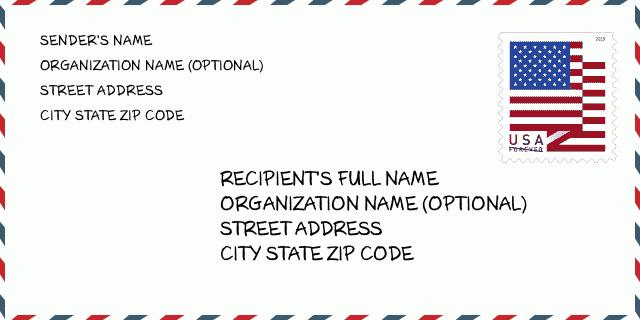 خدمة الحصول على عنوان امريكي 8
